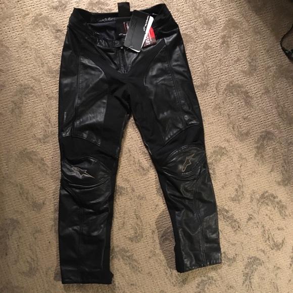 Alpinestars Stella Vika motorcycle pants